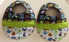 A good friend of mine and fellow doctoral student is pregnant with her first baby, a little boy, due in another few months. I decided to live on the edge and try to make her baby shower gifts. When...