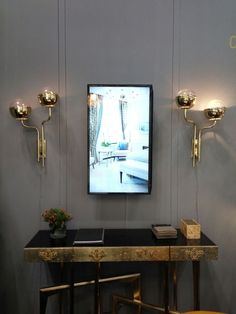 Impressions from ICFF NYC 2017 by Covet House! Exclusive modern luxury furniture and decor pieces! #InteriorDesign