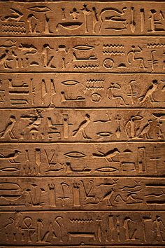 Gettyimages.com || stock photos of Egyptian hieroglyphics