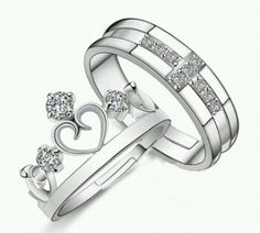 Couple Ring's  Perfect For Special Occassions