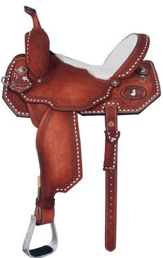 Pro Barrel Saddle...love