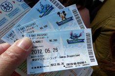 Tokyo Disneyland Tickets. Tips and tricks to hack your way to a better Tokyo Disneyland & DisneySea adventure