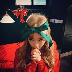 Cutie TaeYeon reminds fans about SNSD's 'Phantasia' concert