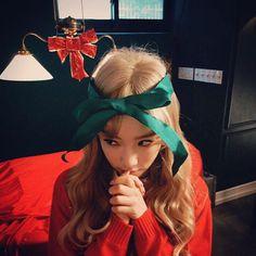 今年のXmasプレゼントはテヨンなのぉ !? - Taeyeon Candy News ☺ Snsd