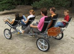 Chat 'n Bike - Family Cycles and Group Orders