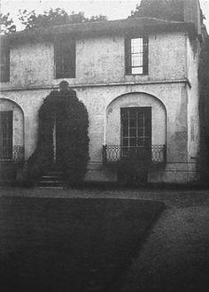Keats' House by Bill Brandt, 1945