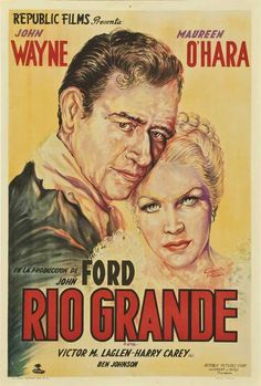 Rio Grande posters for sale online. Buy Rio Grande movie posters from Movie Poster Shop. We're your movie poster source for new releases and vintage movie posters. Old Movies, Vintage Movies, Great Movies, Rio Grande, Movie Theater, Movie Tv, Films Western, Western Art, Capas Dvd