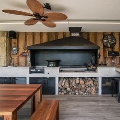 Street stove complex - relax with a smoke ‹.- Outdoor stove complex – relax with a smoke ⋆ MiyKamin - kitchen BBQ Outdoor Kitchen Plans, Modern Outdoor Kitchen, Outdoor Patio Bar, Outdoor Stove, Backyard Kitchen, Backyard Patio, Diy Patio, Parrilla Interior, Outdoor Kocher