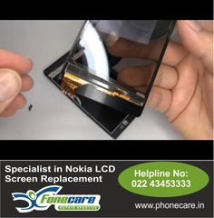 Here comes India's very first organized chain of repair centers for Nokia Mobile  Repair service center in and all accross Mumbai. Simply Dial on 9821018006