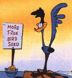Road Runner Cartoon
