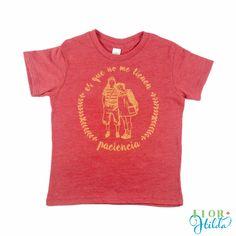 Chavo del 8 || Toddler Vintage Eco-friendly T-Shirt – Flor Hilda Designs