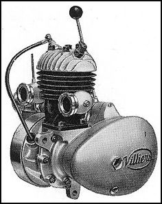 Villiers Engines - Remember these ?