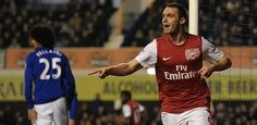 @T_Vermaelen05 scores to put the mighty #Arsenal 3rd tonight!