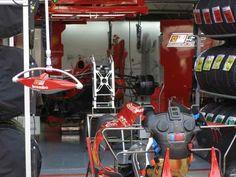 Fernando Alonso Garage 2010 Canadian GP Pit Lane (Photo by: Jose Romero Lopez)