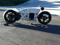 Valetta Electric Motorcycle by Roman S. Yneges