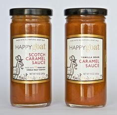 designer jar labels