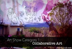 Introducing the 20 Years After the Pink Juried Art Show!  Enter YOUR OWN artwork to win!!