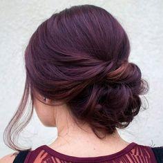 Holiday Hair Idea... by BTC's resident upstyle and braid expert @hairandmakeupbysteph #upstyle #behindthechair #hairandmakeupbysteph #updos by behindthechair_com