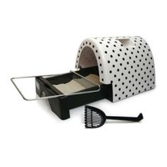 Kitty A GoGo Designer Litter Box - PetSmart