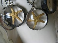 The Attic: Starfish Baubles and more seaside pretties