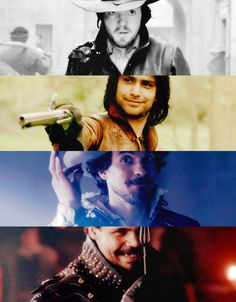 The Musketeers on BBC America  HOTNESS!!!