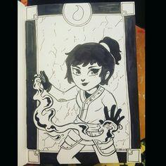 #thelegoninjagomovie nya drawing by valerie