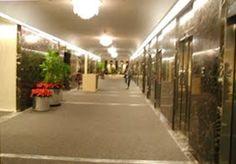 44th floor sky lobby
