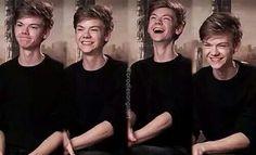 Thomas is so fucking adorable