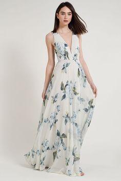 57635eece37 Floral Summer Dress · Jenny Yoo Bridesmaids