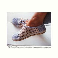 Ravelry: Pearl-Slippers - Basic Crochet Pattern by Sophie and Me-Ingunn Santini