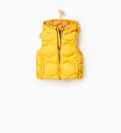 Basic quilted waistcoat-OUTERWEAR-Baby boy-Baby   3 months - 3 years-KIDS   ZARA United States