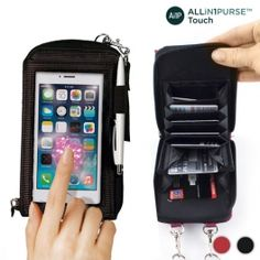 Touch Wallet Purse Case for iPhone Mobile Phone Smartphone Card Holder Cover for sale online Iphone 4s, Iphone Mobile Phone, Apple Iphone 6, Iphone Cases, Smartphone, Mobile Accessories, Cell Phone Accessories, Cell Phones For Sale, Gadgets