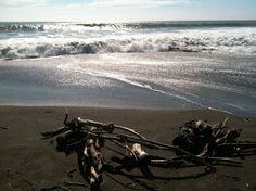 Moonstone Beach, Cambria CA