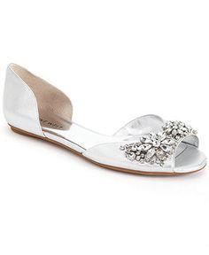 Nine West Shoes, Buoycrazy Bling Flats - Flats - Shoes - Macy's. Follow us @SIGNATUREBRIDE on Twitter and on FACEBOOK @ SIGNATURE BRIDE MAGAZINE