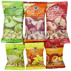 Bare Fruit 100% Organic Bake-Dried Snacks, Sample Box, 63 Grams 6 count Variety Pack by Bare Fruit, http://www.amazon.com/dp/B006QSWU08/ref=cm_sw_r_pi_dp_AOFJrb1SNBQQH