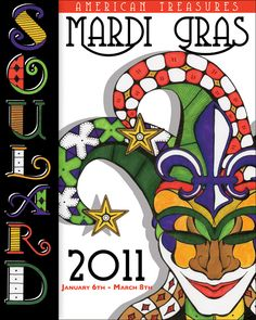 Soulard Mardi Gras parade for the past 5 years.