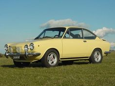 Fiat 850 Sport Coupe