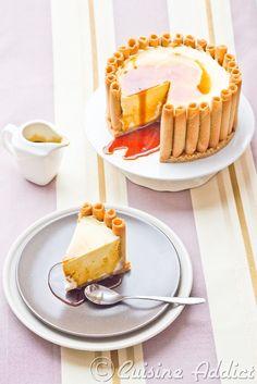 This post is also available in: AnglaisJ'adore les cheesecake…c'est facile à réaliser, rapide, ça ne demande pas une technique pâtissière folle et en plus c'est bon, moelleux, réconfortant…j'adore les cheesecake ^^ Et même si j'ai une préférence pour les cheesecake « cuits », comprenez avec des œufs pour faire tenir le tout, je réalise de...Lire la suite »