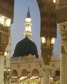 Al Masjid An Nabawi, Masjid Al Haram, Medina Mosque, Mecca Kaaba, Mosque Architecture, Mekkah, Beautiful Mosques, Islamic Wallpaper, Madina