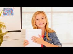 Back to School Nail Art with G. Hannelius - Ep. 3! - YouTube