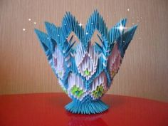 sandylandya@outlook.es  Origami modules sweets video tutorial