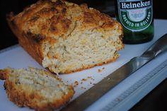 Cheesy Onion Beer Bread