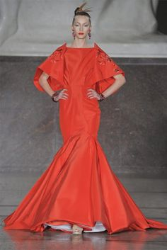 FOW 24 NEWS: Zac Posen Collection....Fashionweekly..On Fow24new...