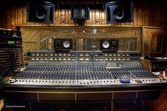 Neve 8068 recording console by rockmixer, via Flickr
