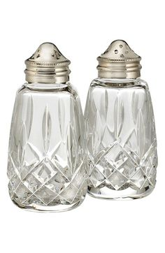 296 Best Crystal Salt Peppers Images Salt Pepper Salt N Pepper