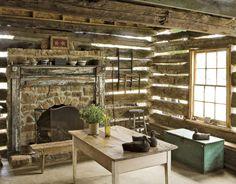 cozy country primitive