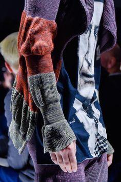 Défilé Vivienne Westwood Automne-hiver 2015-2016 Homme