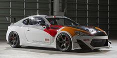 TRD Racing 86