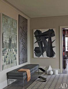 architect Mark Janson of Janson Goldstein, via Architectural Digest