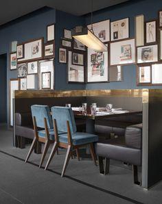 Ceresio 7 Pool Bar & Restaurant Milan | Storage & Dimore Studio for DSquared2